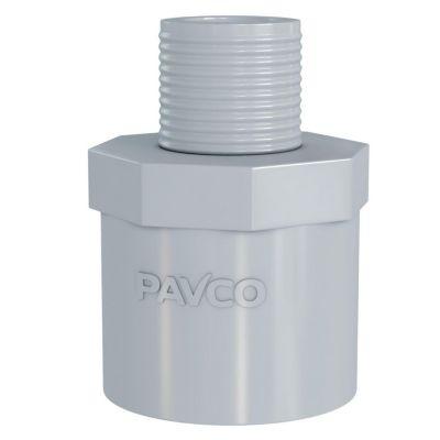 """Adaptador PVC 1/2"""" pack x 20"""