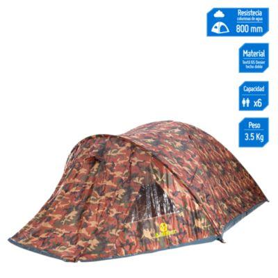 Carpa Iglu Dome para 6 personas