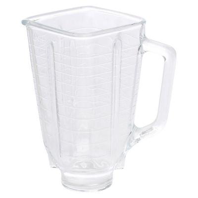 Repuesto vaso de vidrio para licuadora
