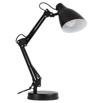Lámpara de escritorio Artic negra