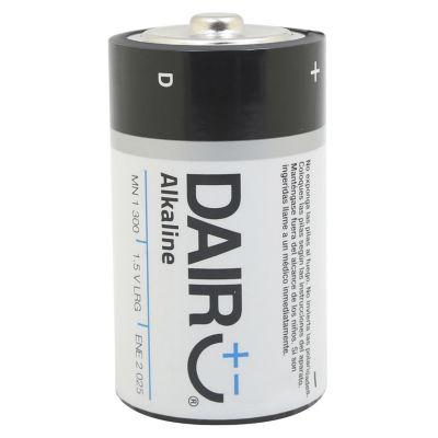Pila alcalina D x2 unidades