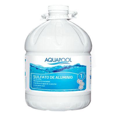 Sulfato de aluminio líquido 1 gl