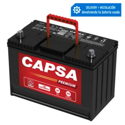 Batería para Auto 15 Placas 12V 15APCG