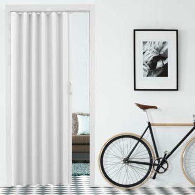 Puerta Plegable Tivoli PVC 120 x 200 Blanca