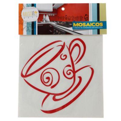 Mosaico Tacitas 19.5x19.5cm