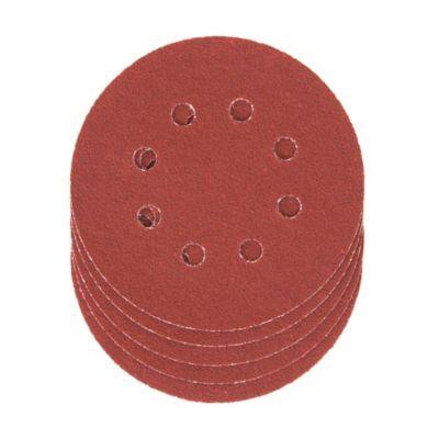 Disco de lija 125 mm 5 und