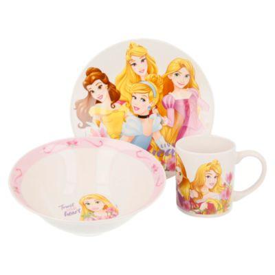 Set de desayuno Princesas