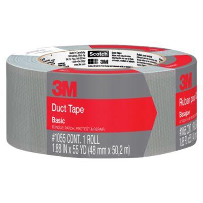Duct tape básica 1.88? x 55 yd