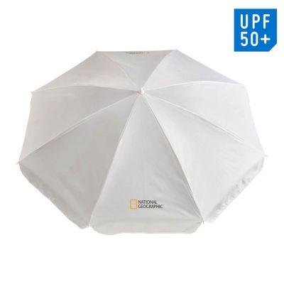 Sombrilla blanca 1.90 m