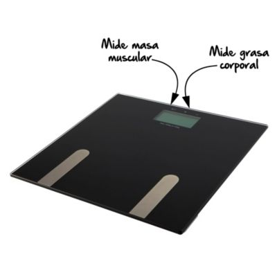 Balanza Digital Medidora de Grasa 2kg