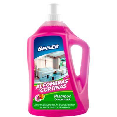 Shampoo para alfombras y cortinas 1 L