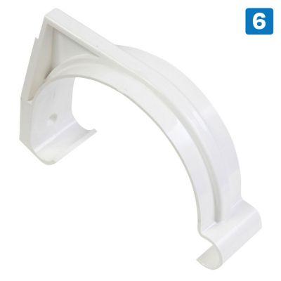 Soporte PVC