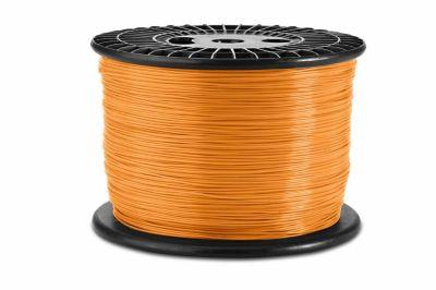 Nylon Naranja 2.4 mm x metro