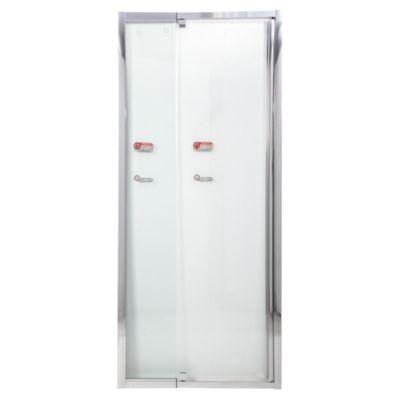 Puerta ducha batiente 80 a 100 cm
