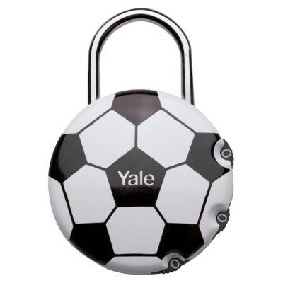 Candado De Futbol Yale