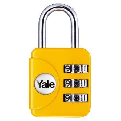 Candado Yale Serie Yp1 - Amarillo