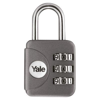 Candado Yale Serie Yp1 - Gris