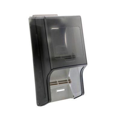 Dispensador de papel higiénico doble