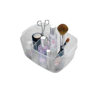 Organizador cosméticos Rain transparente