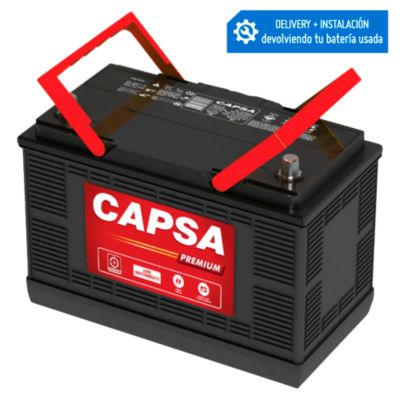 Batería para Auto 18 Placas 12V 1731P