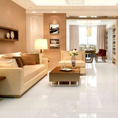 Porcelanato Avorio Gris Marmolizado 60x60 cm para piso o pared
