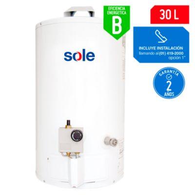 Terma a Gas GN Acumulación 30L