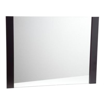 Espejo marco madera 80 x 60 cm