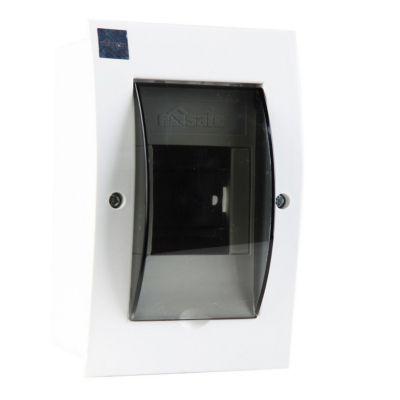 Tablero Empotrable Pvc 2 Polos E-Safe