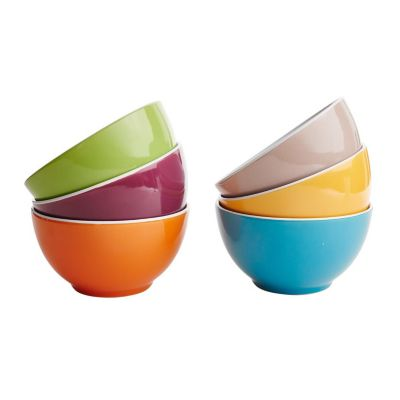 Bowl bicolor 14.5 cm