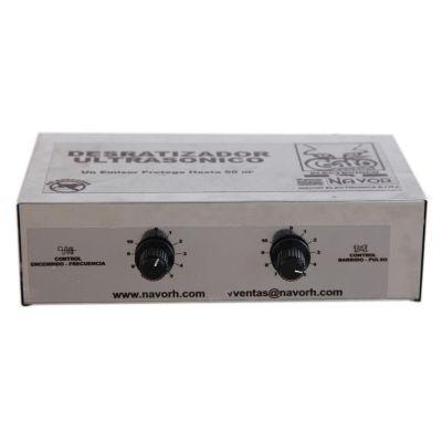 Desratizador ultrasonico