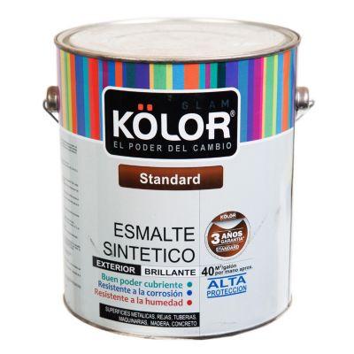 Esmalte sintético Estándar marfil 1 gl