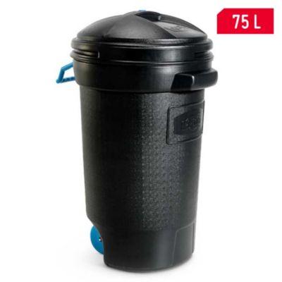 Basurero de plástico 75L