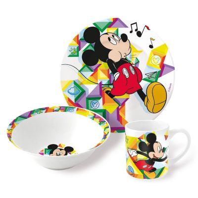 Set de desayuno Mickey