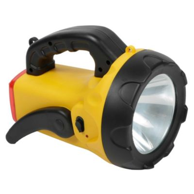Linterna Super bright LED Recargable 10W