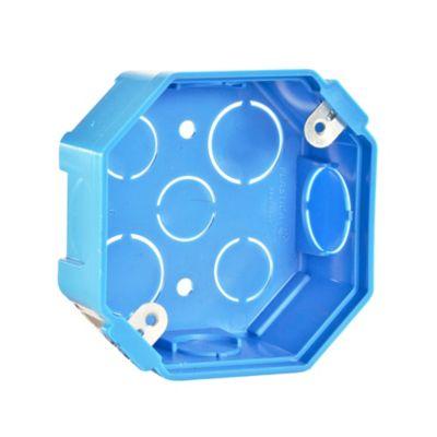 Caja Octogonal Empotrable 100 X 50mm Epem