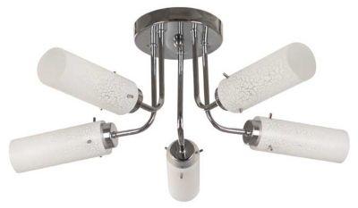 Lámpara de techo Tube 5 luces