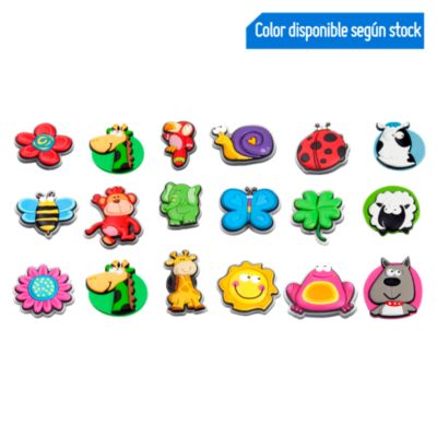 Set x3 Magnetos Animalitos