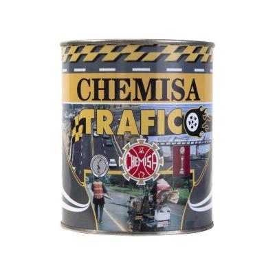 Pintura tráfico amarilla 1/4 gl