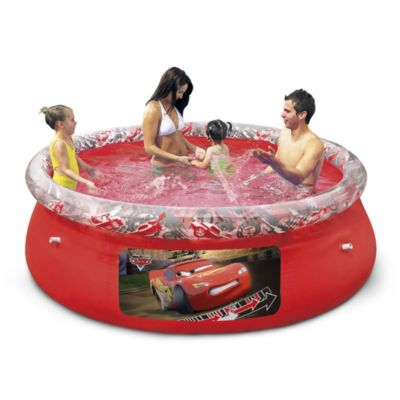 Piscina inflable Cars 198cm