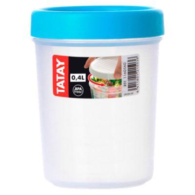 Contenedor rosca 400 ml