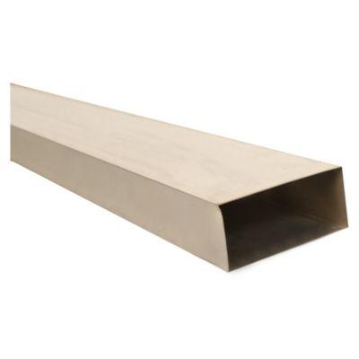 Regla de aluminio 5.85 m