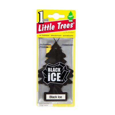 Aromatizador Arbolito Black Ice