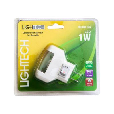 Luz guía LED 1 W blanco