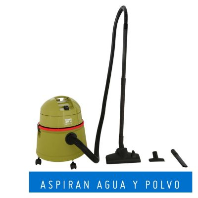 Aspiradora de polvo y agua Sist Aquafilter