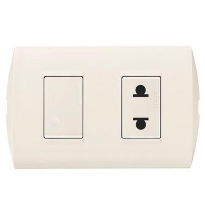 Interruptor 1 puerto 16 A 250 v