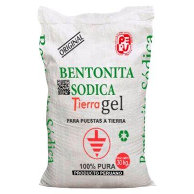 Bentonita Sodica Tierra Gel x 30 kg