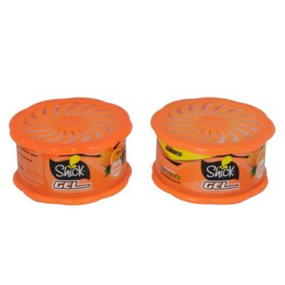 Ambientador Shick Gel Pack x2 Citrus
