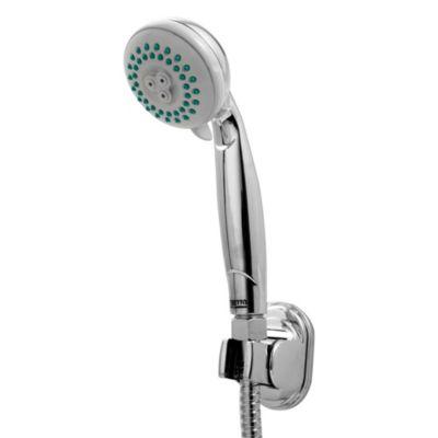 Juego ducha cromado 2 funciones