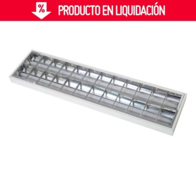 Equipo LED 2 x 14 W