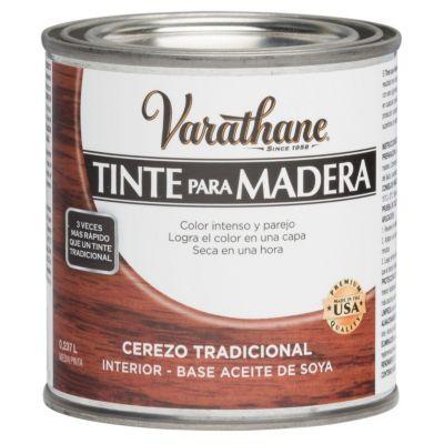 Tinte para Madera Varathane Cerezo Tradicional 0,237L